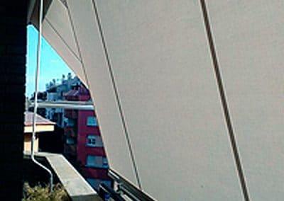 toldo para balcones