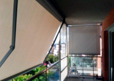 toldos aris para balcones